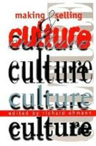 Making and Selling Culture - cover