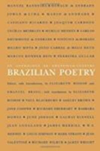 An Anthology of Twentieth-Century Brazilian Poetry - cover