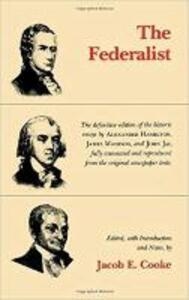 The Federalist - cover