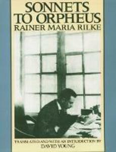 Sonnets to Orpheus - Rainer Rilke - cover
