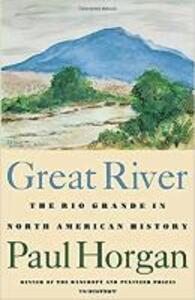 Great River - Paul Horgan - cover