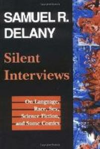 Silent Interviews - cover