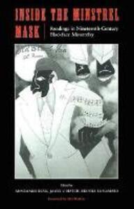 Inside the Minstrel Mask - cover