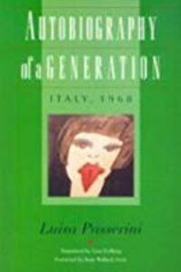 Autobiography of a Generation - Luisa Passerini - cover