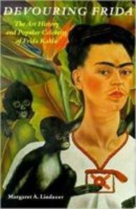 Devouring Frida - Margaret A. Lindauer - cover