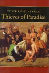 Thieves of Paradise - Yusef Komunyakaa - cover