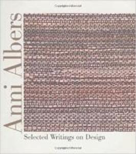 Anni Albers - Anni Albers - cover