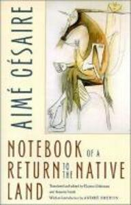 Notebook of a Return to the Native Land - Aime Cesaire - cover