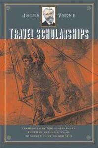 Travel Scholarships - Jules Verne - cover