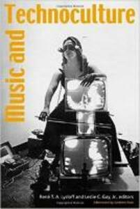 Music and Technoculture - cover