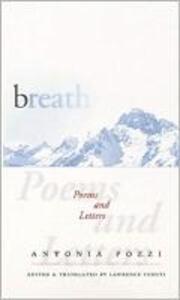 Breath - Antonia Pozzi - cover