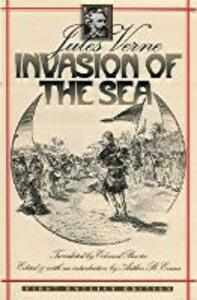 Invasion of the Sea - Jules Verne - cover