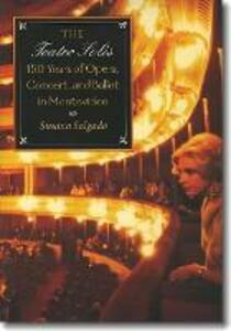 The Teatro Solis - Susana Salgado - cover