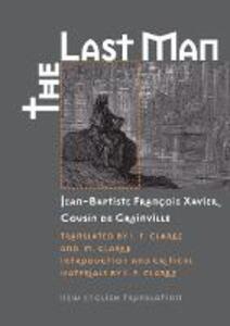 The Last Man - Jean-Baptiste Francois Xavier Cousin de Grainville - cover