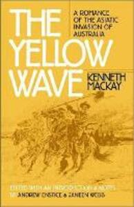 The Yellow Wave - Kenneth Mackay - cover