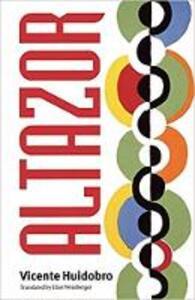 Altazor - Vicente Huidobro - cover