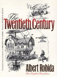 The Twentieth Century - Albert Robida - cover