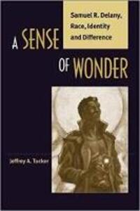 A Sense of Wonder - Jeffrey Allen Tucker - cover
