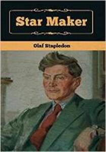 Star Maker - Olaf Stapledon - cover