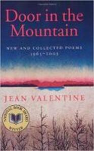 Door in the Mountain - Jean Valentine - cover