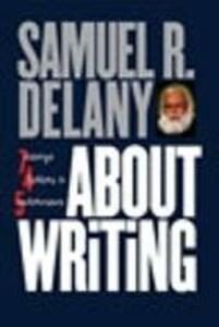 About Writing - Samuel R. Delany - cover