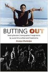 Butting Out - Ananya Chatterjea - cover