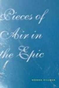Pieces of Air in the Epic - Brenda Hillman - cover