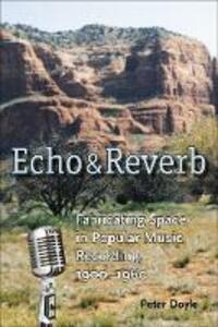 Echo and Reverb - Peter Doyle - cover
