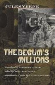 The Begum's Millions - Jules Verne - cover