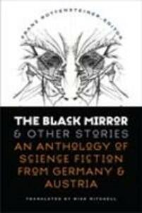 The Black Mirror and Other Stories - cover