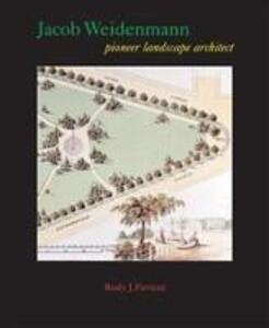 Jacob Weidenmann - Rudy J. Favretti - cover