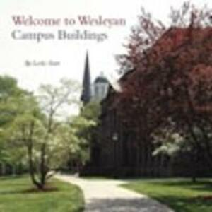 Welcome to Wesleyan - Leslie Starr - cover