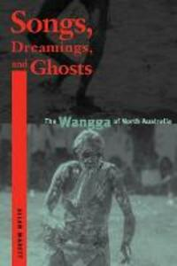 Songs, Dreamings, and Ghosts - Allan Marett - cover