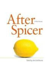 After Spicer: Critical Essays - cover