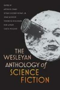 The Wesleyan Anthology of Science Fiction - cover