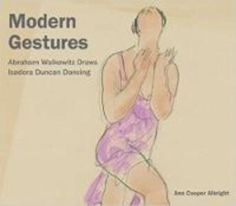 Modern Gestures - Ann Cooper Albright - cover