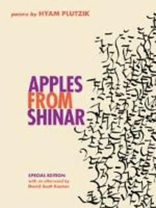 Apples from Shinar - Hyam Plutzik - cover