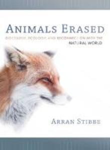 Animals Erased - Arran Stibbe - cover