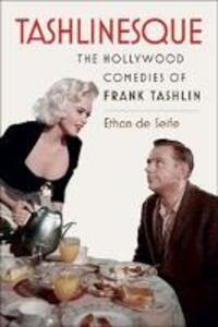 Tashlinesque - Ethan De Seife - cover