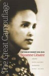 The Great Camouflage - Suzanne Cesaire - cover