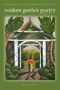 Sunken Garden Poetry - cover