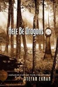 Here Be Dragons - Stefan Ekman - cover