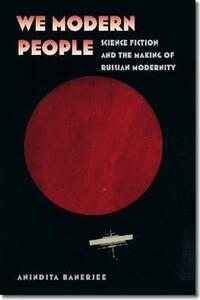 We Modern People - Anindita Banerjee - cover