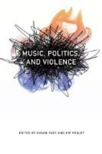 Music, Politics, and Violence - cover