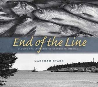 End of the Line - Markham Starr - cover