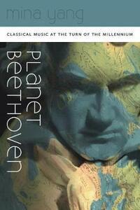Planet Beethoven - Mina Yang - cover