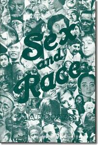 Sex and Race, Volume 2 - J. A. Rogers - cover