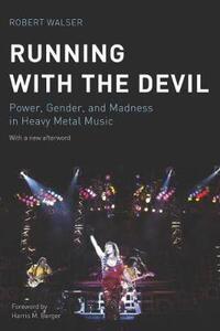 Running with the Devil - Robert Walser,Harris M. Berger - cover