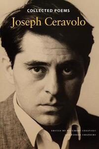 Collected Poems - Joseph Ceravolo - cover