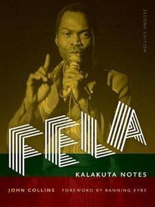 Fela - John Collins - cover
